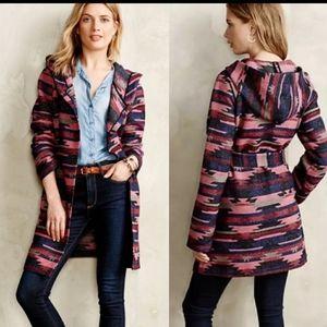 Tabitha Leona Aztec Coat